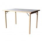 Del fabbro tavolo damary pieghevole 80x120 cm cod 3562 for Del fabbro arredamenti