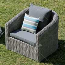 Re Garden Cuscini.Re Garden Poltrona New Orleans Con Cuscino Cod 8687