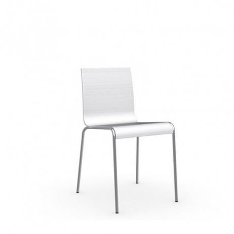 Sedia Online dalla seduta in legno multistrato