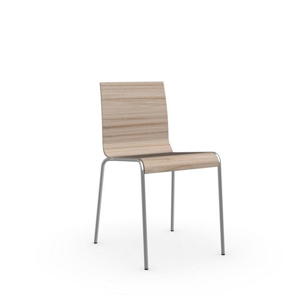 Connubia by calligaris sedia online dalla seduta in legno for Calligaris outlet on line