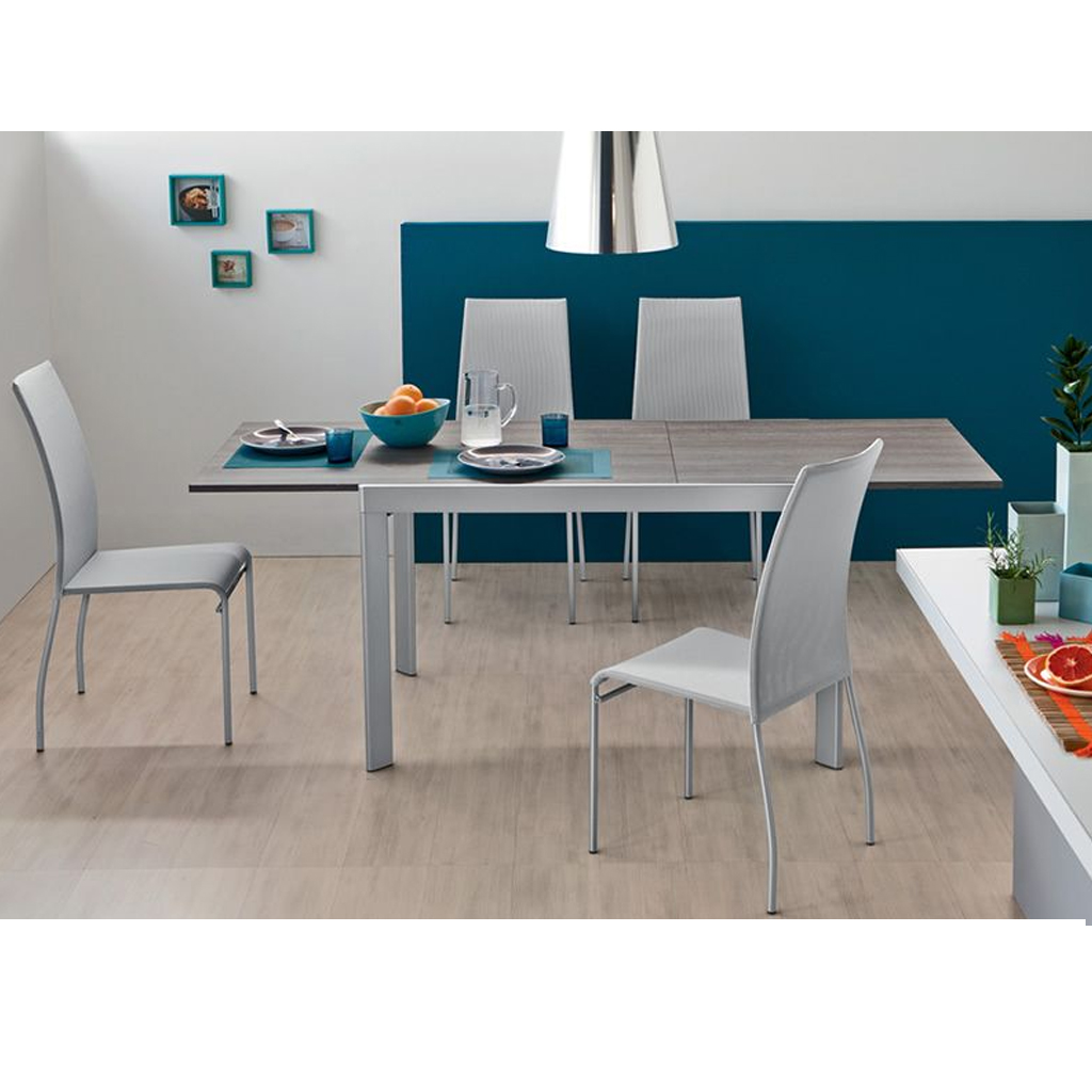 Connubia by calligaris tavolo allungabile modello plano for Calligaris connubia