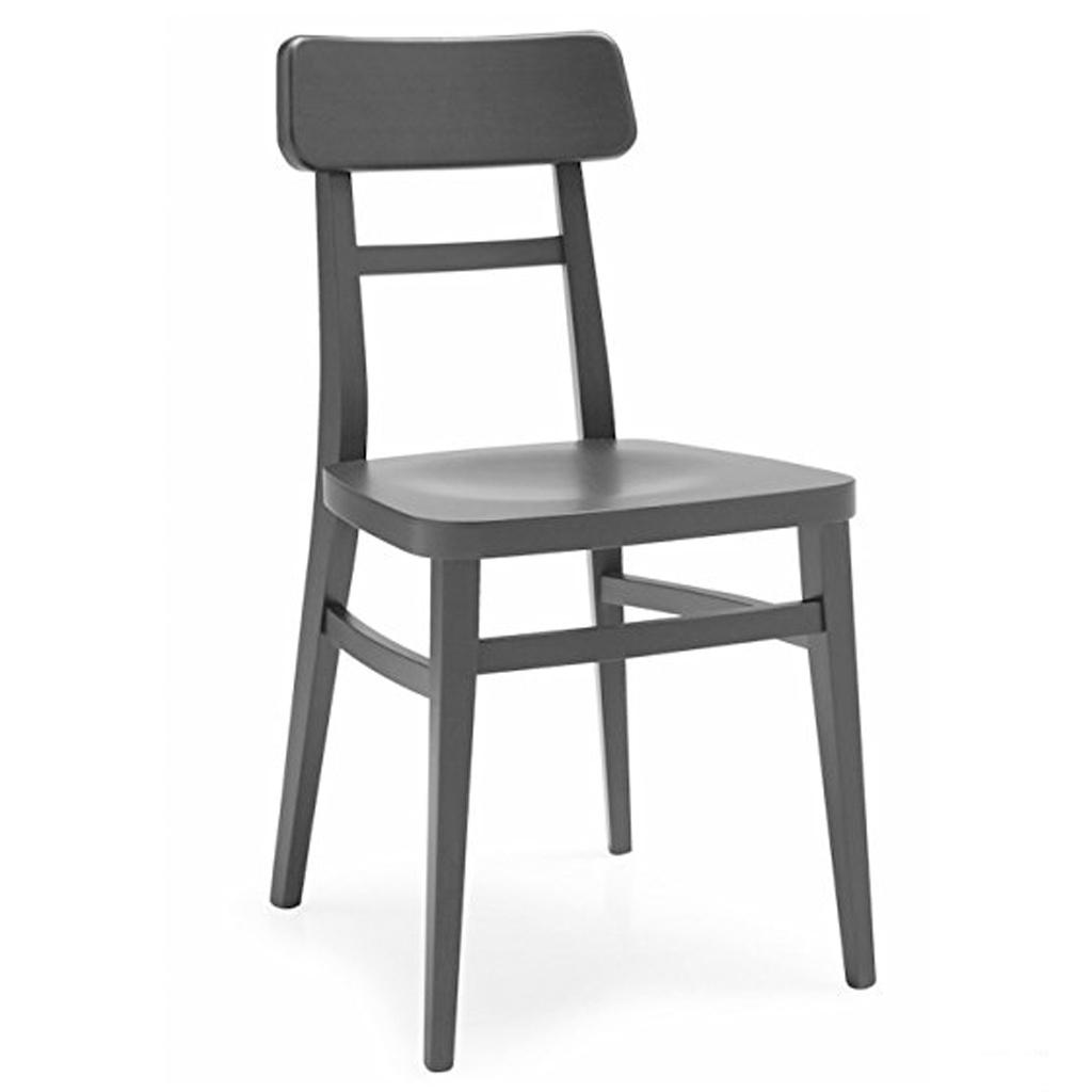 Connubia by calligaris sedia milano dalla struttura in for Connubia sedie