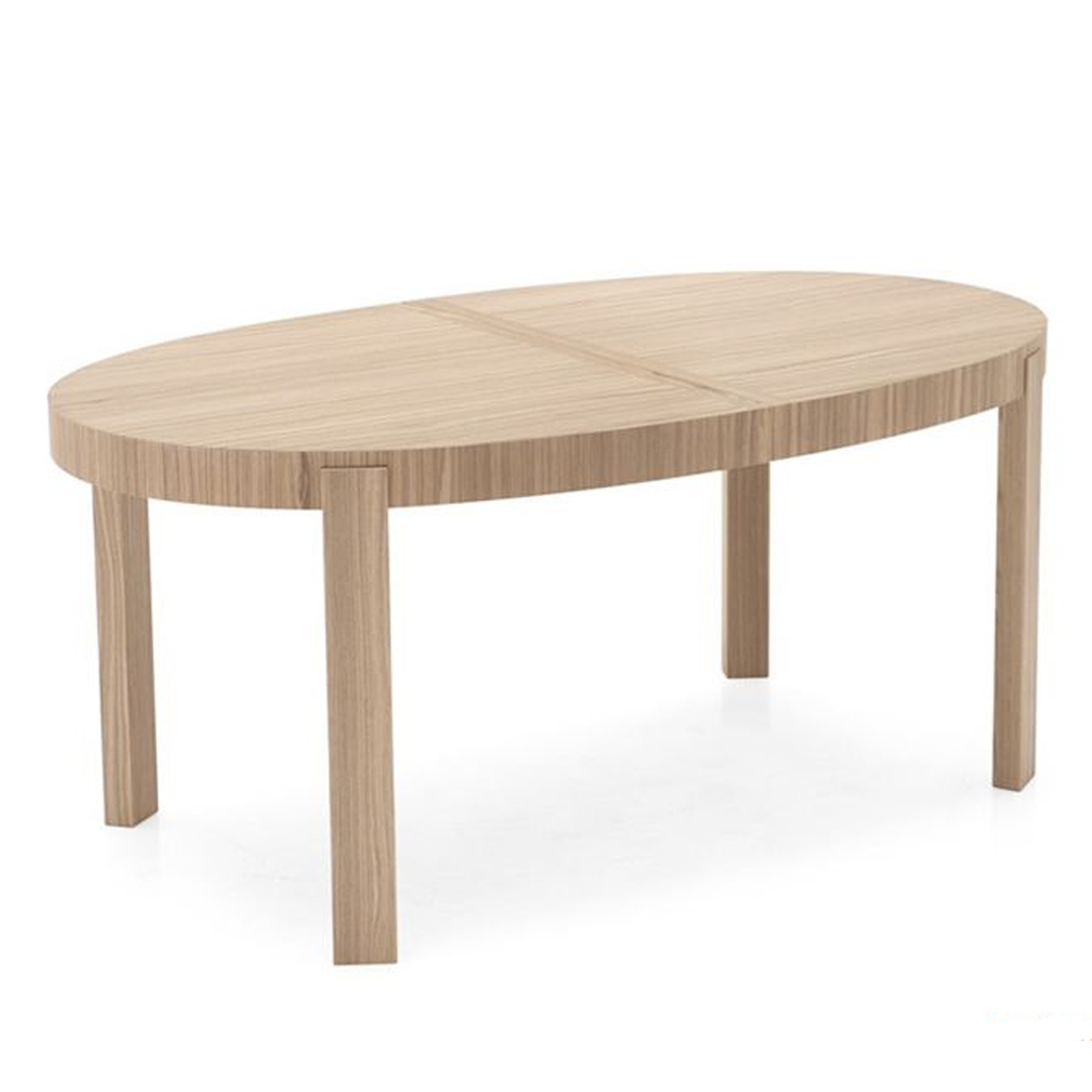 Connubia by Calligaris Tavolo Atelier ovale in legno cod. 7217