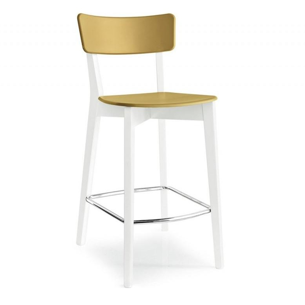 Connubia by calligaris sgabello jelly con strutturain for Calligaris connubia