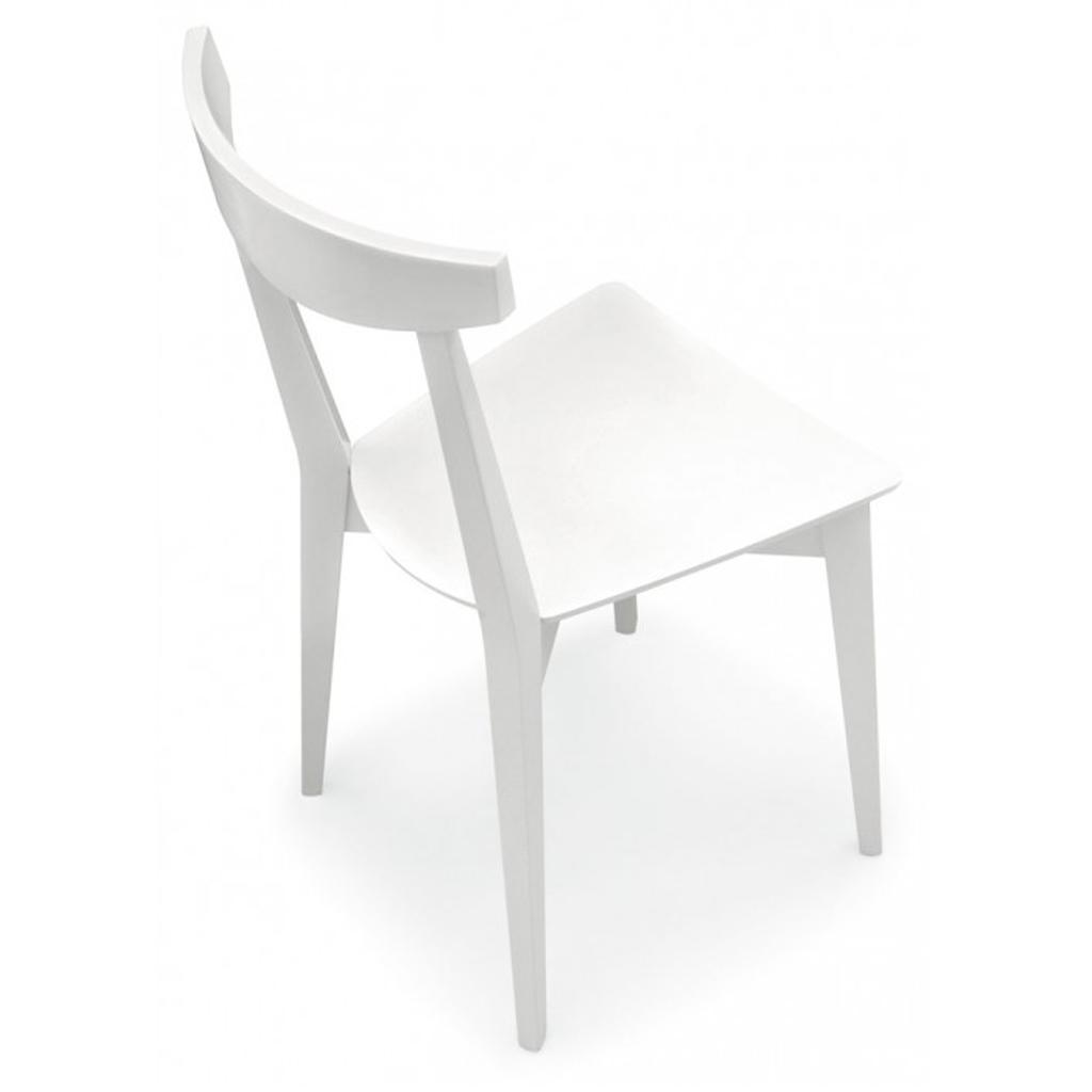 Connubia by calligaris sedia evergreen dalla struttura in for Connubia sedie