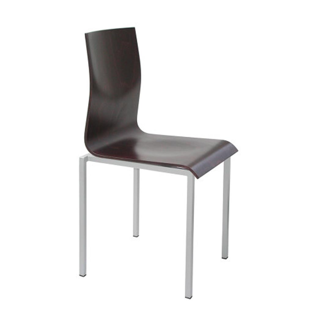 Vela arredamenti sedia barcellona per interno con gambe for Vela arredamenti