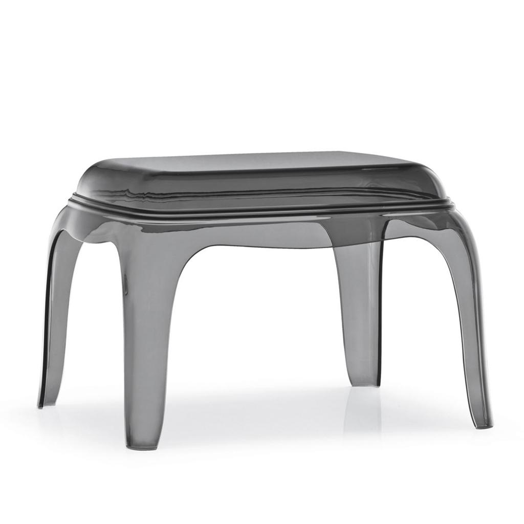Pedrali tavolino da esterno pasha in policarbonato cod 7448 for Tavolini da esterno