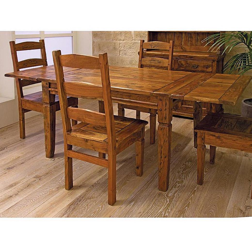 Bizzotto tavolo chateaux allungabile 200 245 290 x100 cm for Bizzotto arredamenti