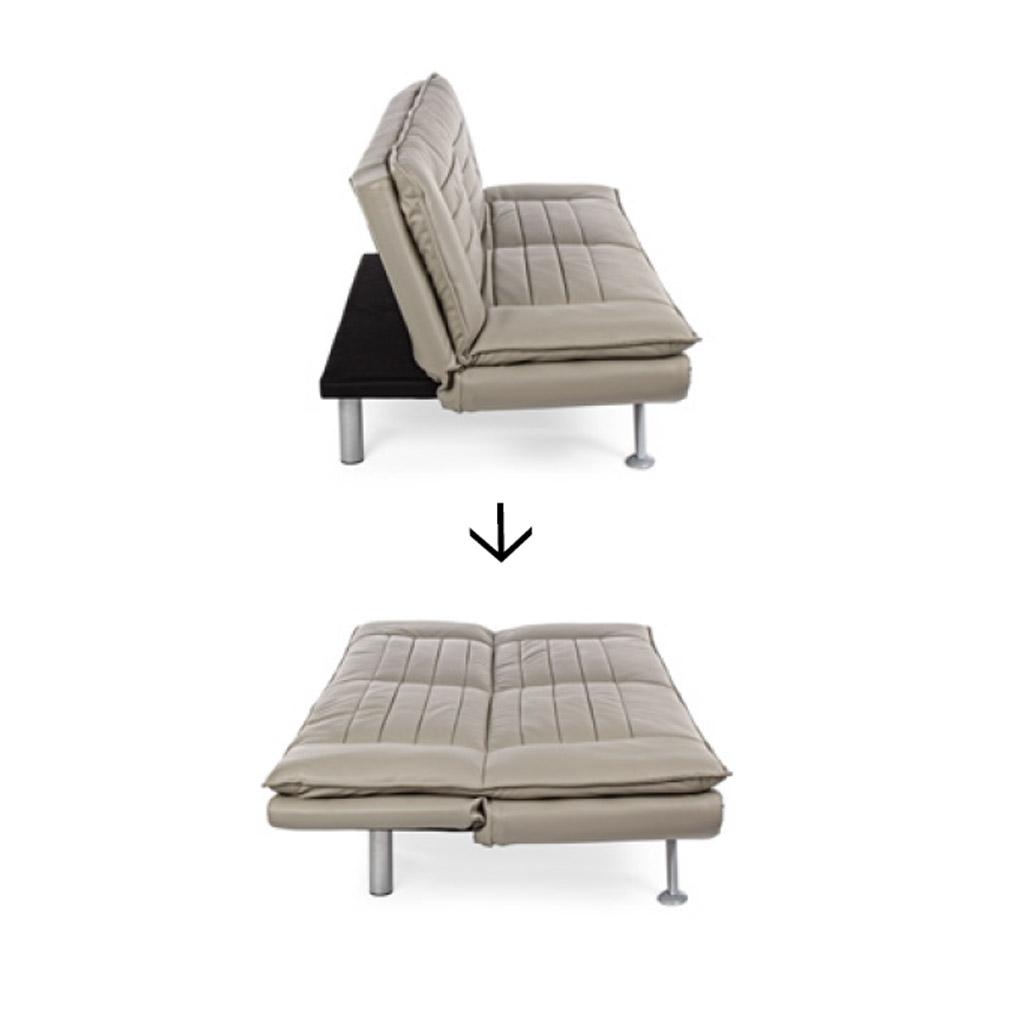 Bizzotto divano letto symon con struttura in legno di for Bizzotto arredamenti