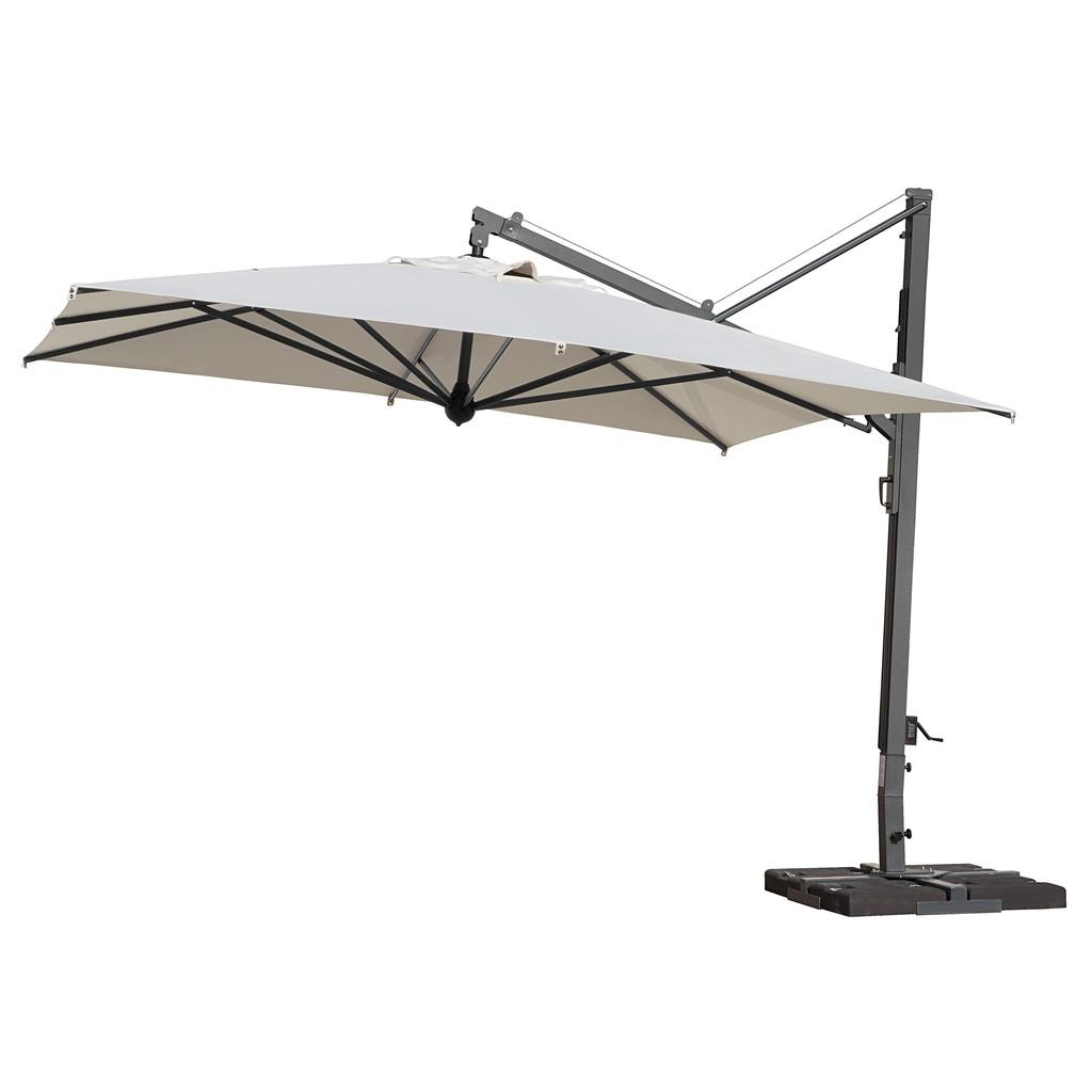 scolaro ombrellone galileo maxi 4x4 con palo laterale cod 1940. Black Bedroom Furniture Sets. Home Design Ideas