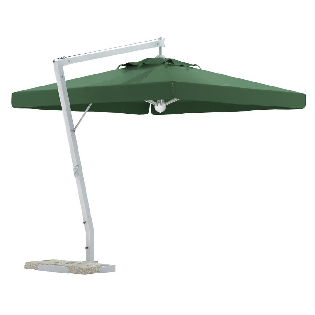 scolaro ombrellone rimini braccio 3x4 con palo laterale. Black Bedroom Furniture Sets. Home Design Ideas