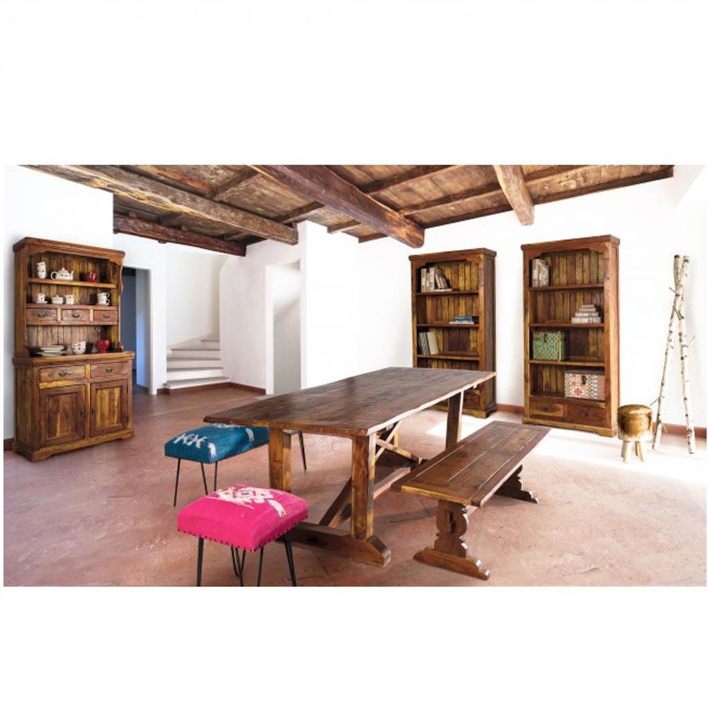 Bizzotto tavolo chateaux 240x100 cm cod 2313 for Bizzotto arredamenti