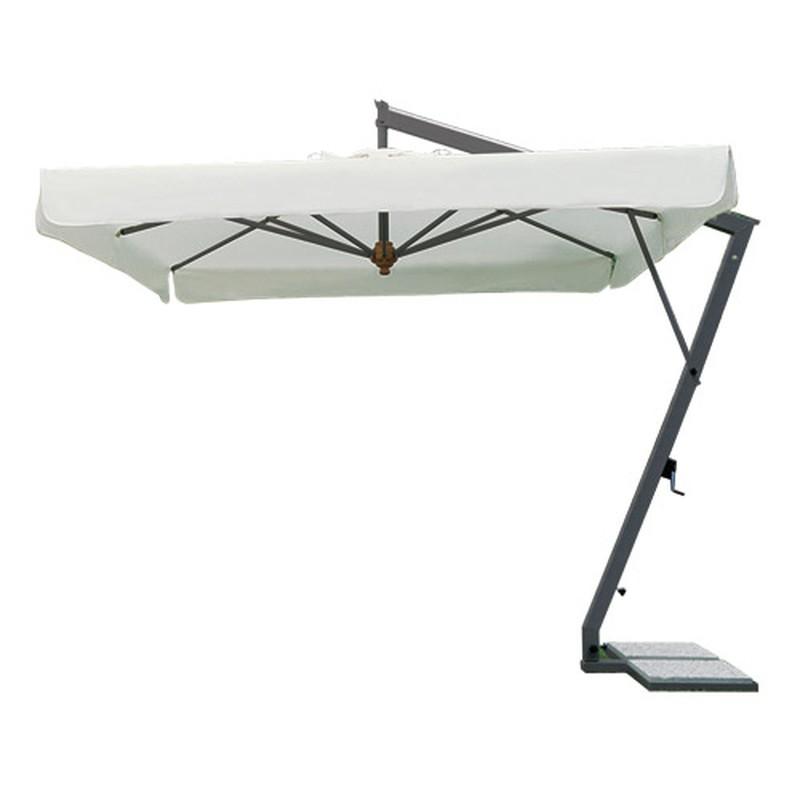 scolaro ombrellone napoli braccio 3x4 con palo laterale. Black Bedroom Furniture Sets. Home Design Ideas