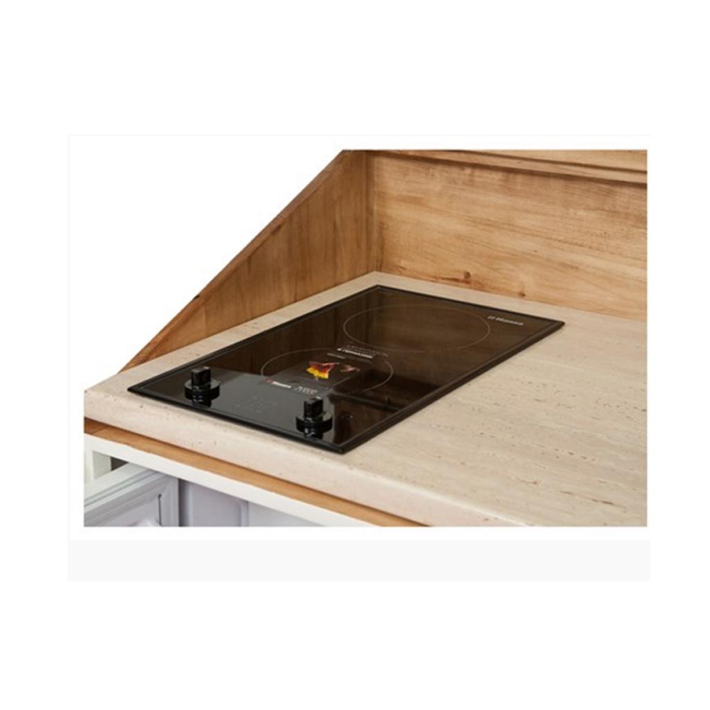 Biscottini credenza cucina con frigo lavello e piano for Piano cottura cucina