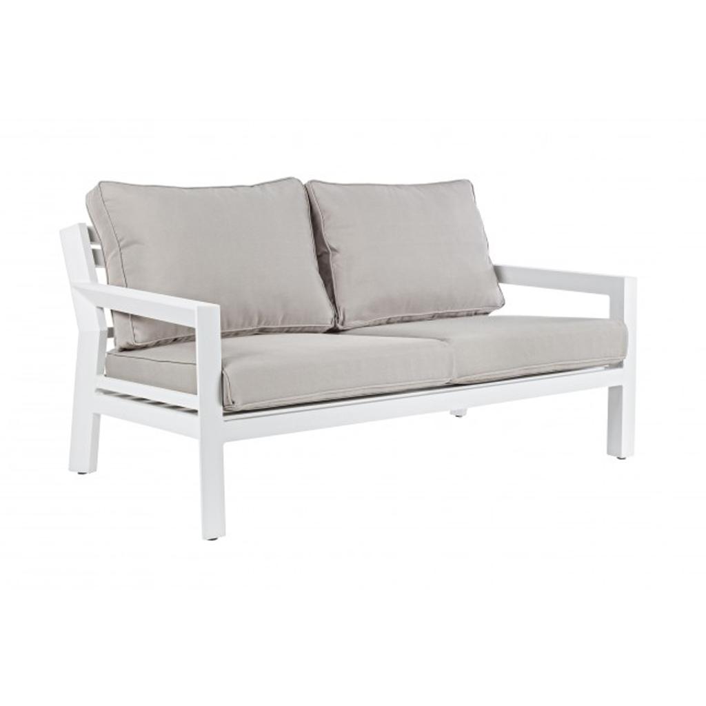 Bizzotto divano c c quentin 2 posti per esterni cod 6424 for Bizzotto arredamenti