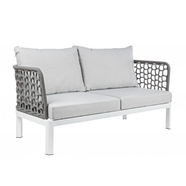 Bizzotto divano scarlett con cuscino per esterno cod 5858 for Bizzotto arredamenti