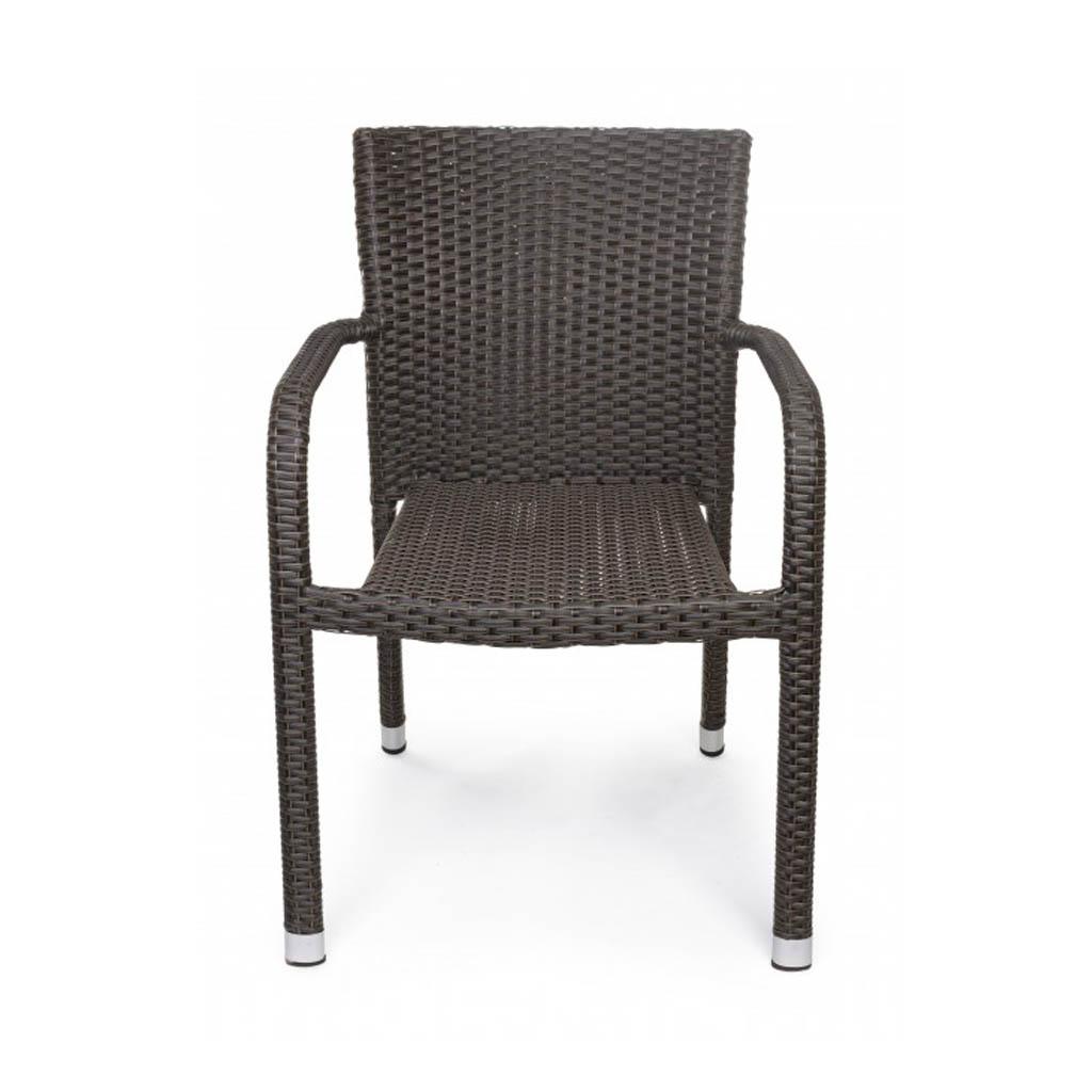 Bizzotto sedia c br barton con braccioli cod 5713 for Bizzotto arredamenti