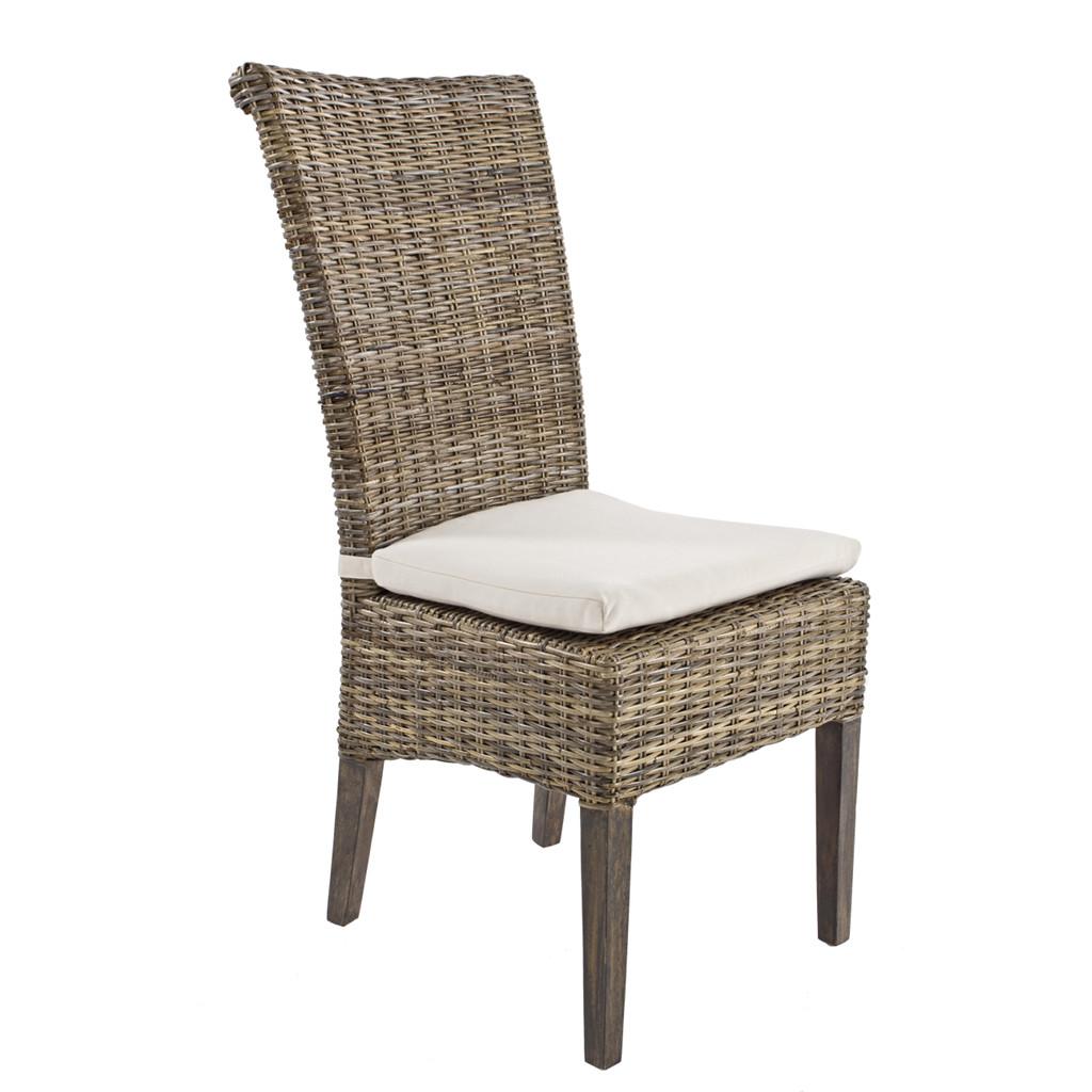 Bizzotto sedia dominica con cuscino cod 3669 for Bizzotto arredamenti