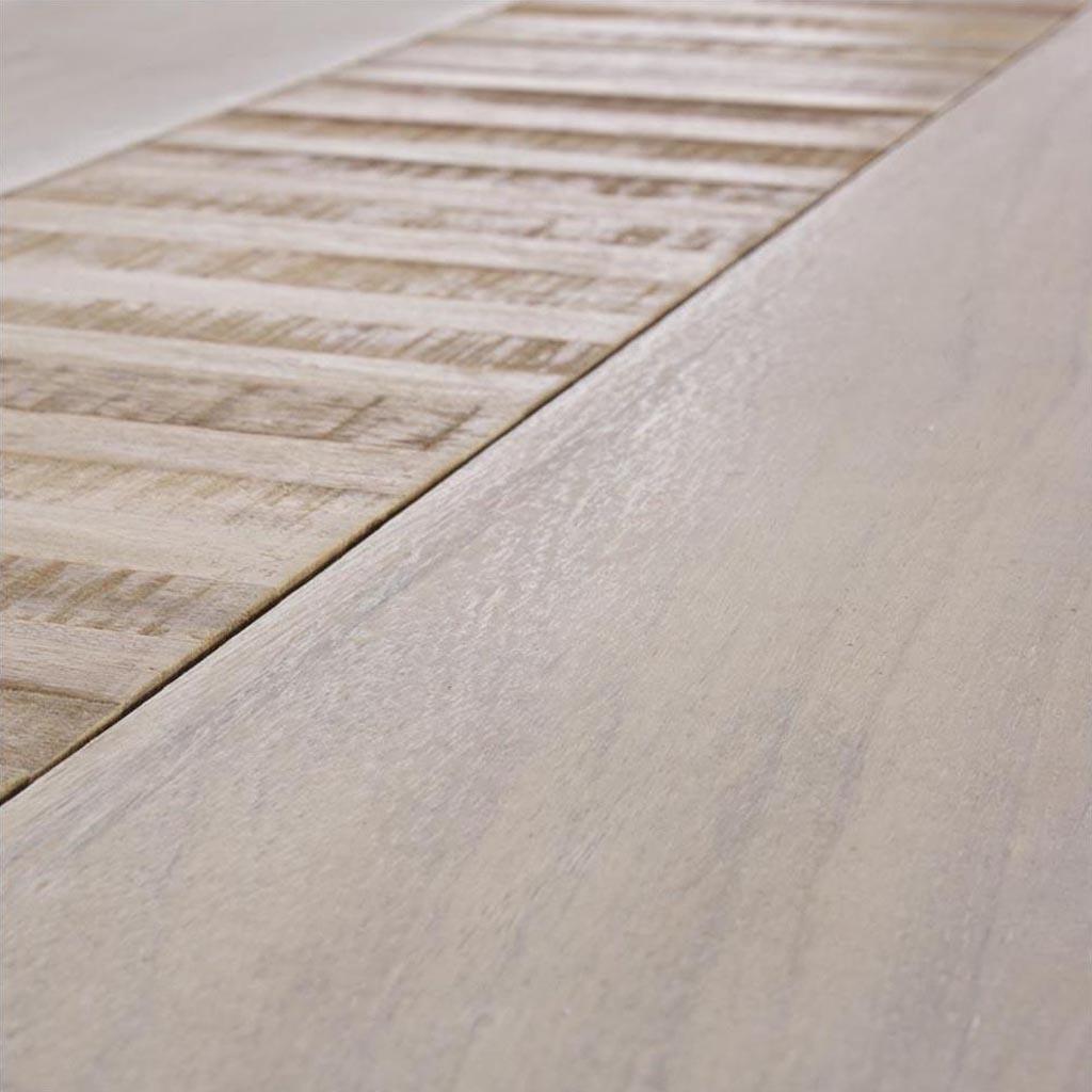 Bizzotto tavolo dexter 150x80 cm cod 2322 for Tavolo consolle 80 cm