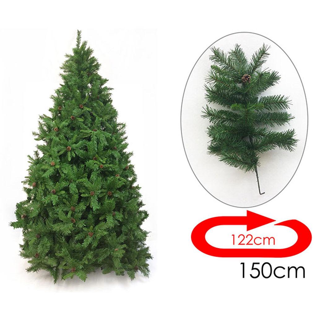 Albero Di Natale 150 Cm.Albero Di Natale Duthchess Spruce B 150 Cm O 122