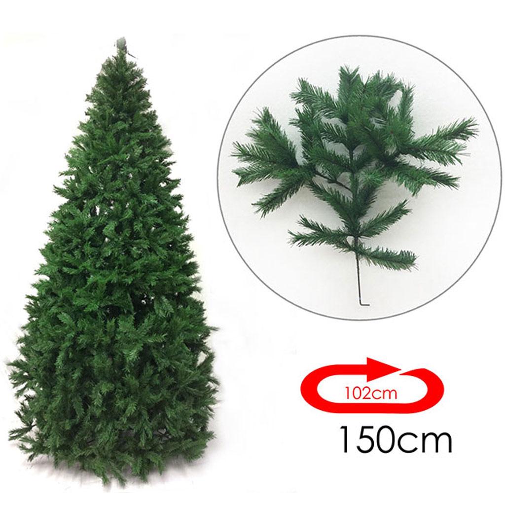 Albero Di Natale 150 Cm.Albero Di Natale Stella Alpina B 150 Cm O 102