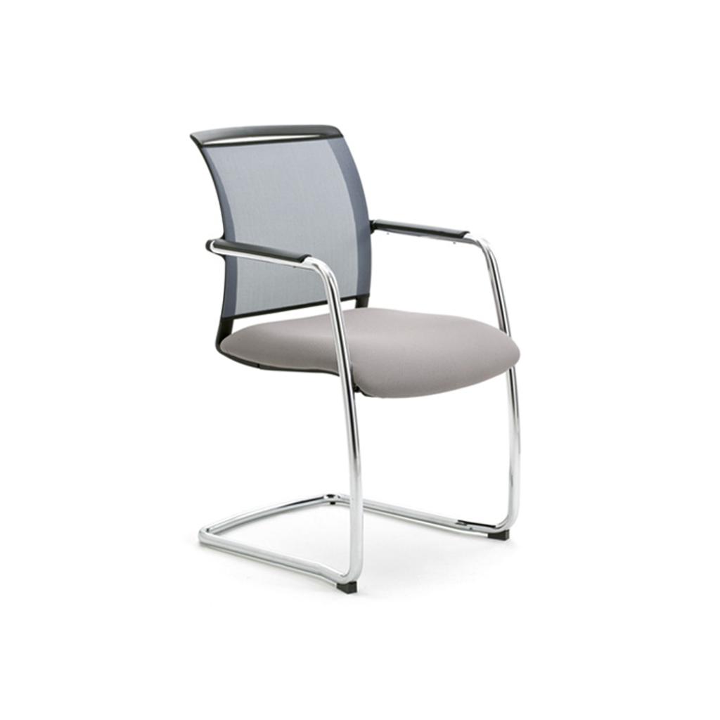 Leyform sedia cometa da attesa con braccioli cod 4877 for Sedute da ufficio