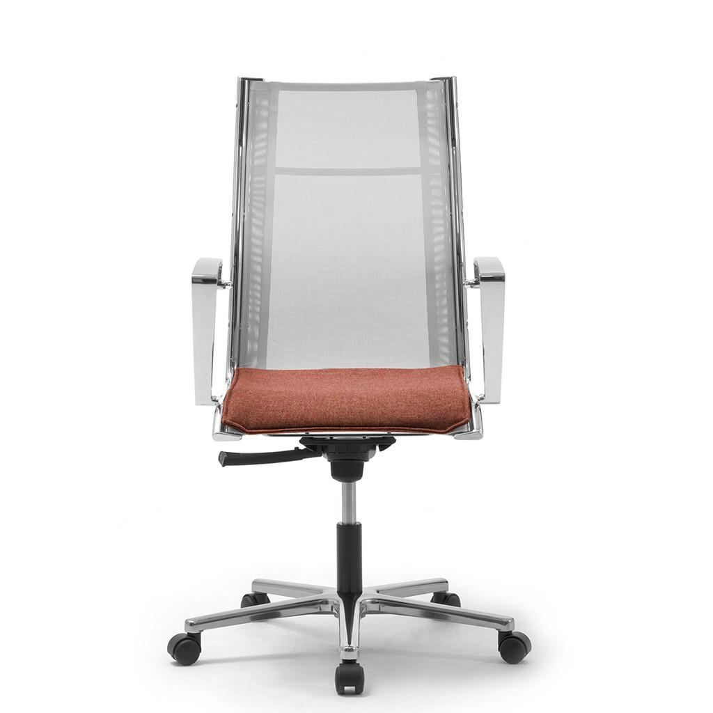 Leyform sedia da ufficio origami rx alta cod 3630 for Sedia ufficio alta