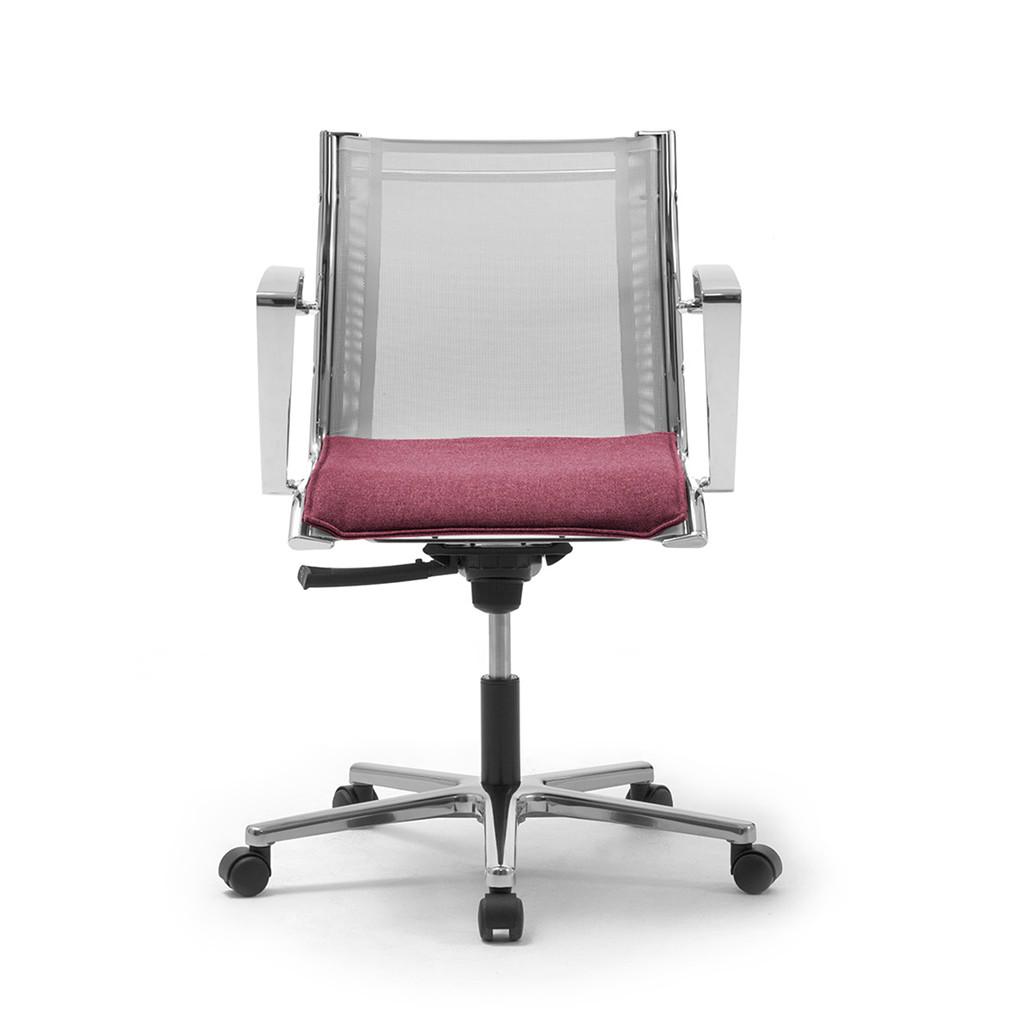 Leyform sedia da ufficio origami rx bassa cod 3631 for Sedia ufficio alta