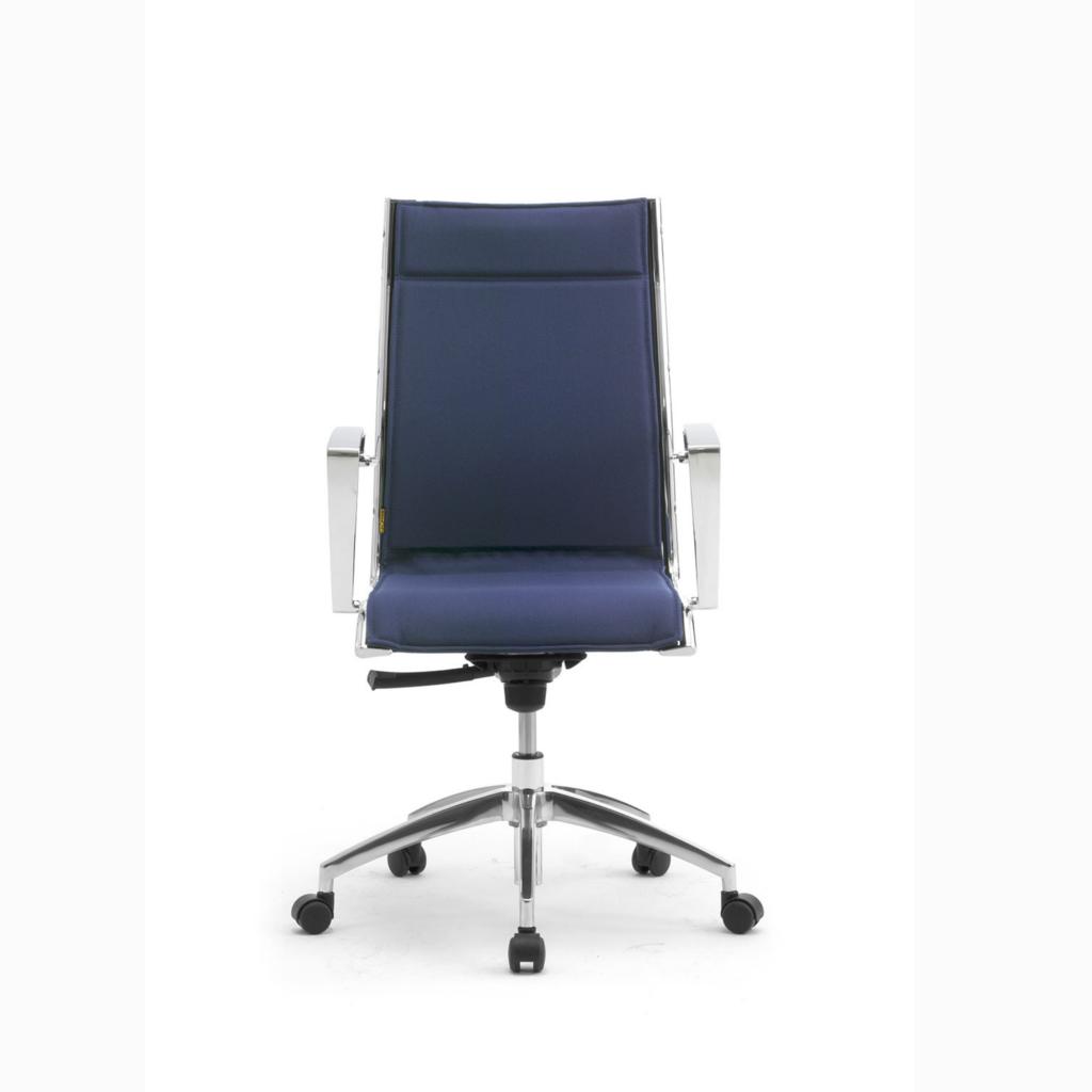 Leyform sedia da ufficio origami lx alta con braccioli cod for Sedia ufficio alta