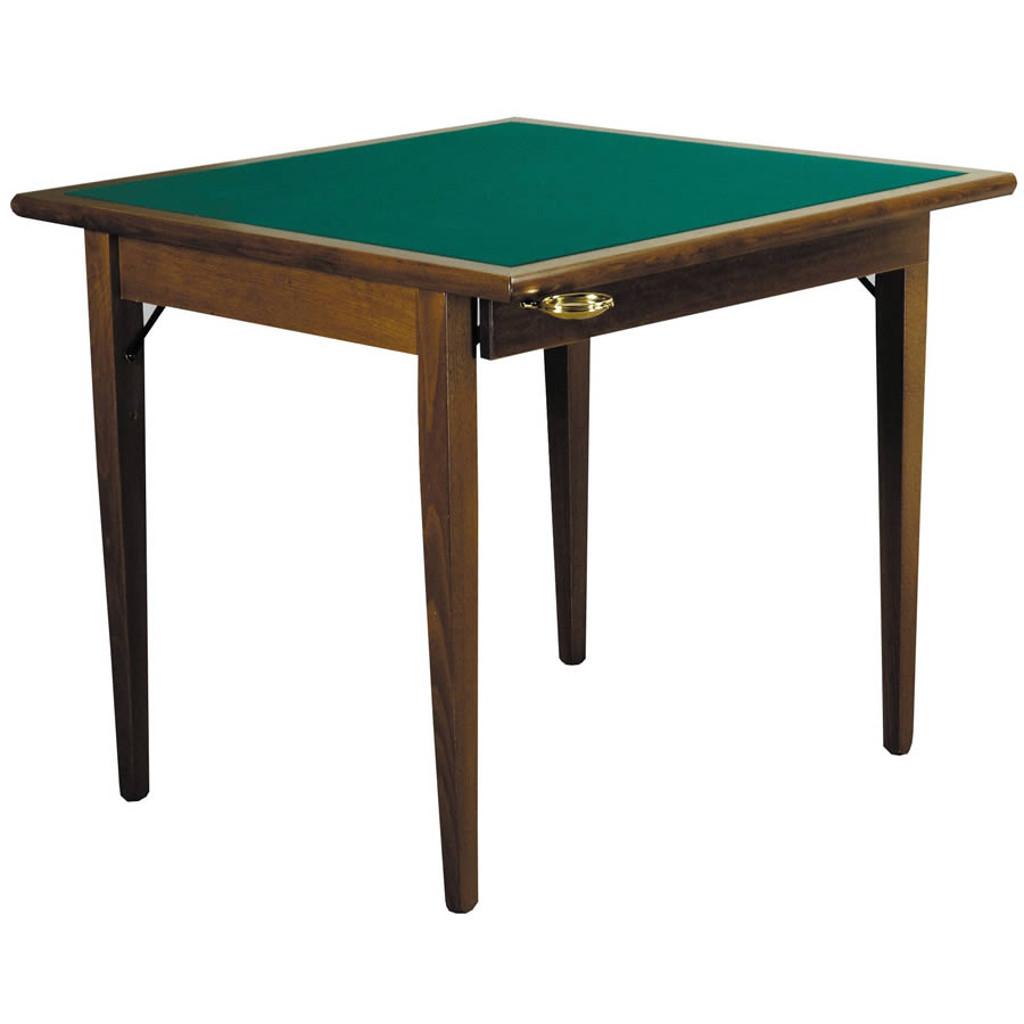 Del fabbro tavolo da gioco poker pieghevole cod 3569 - Tavoli da gioco carte pieghevoli ...
