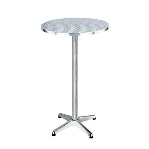 Emporio grassi tavolo bar alto cm con altezza for Tavolo tondo alto