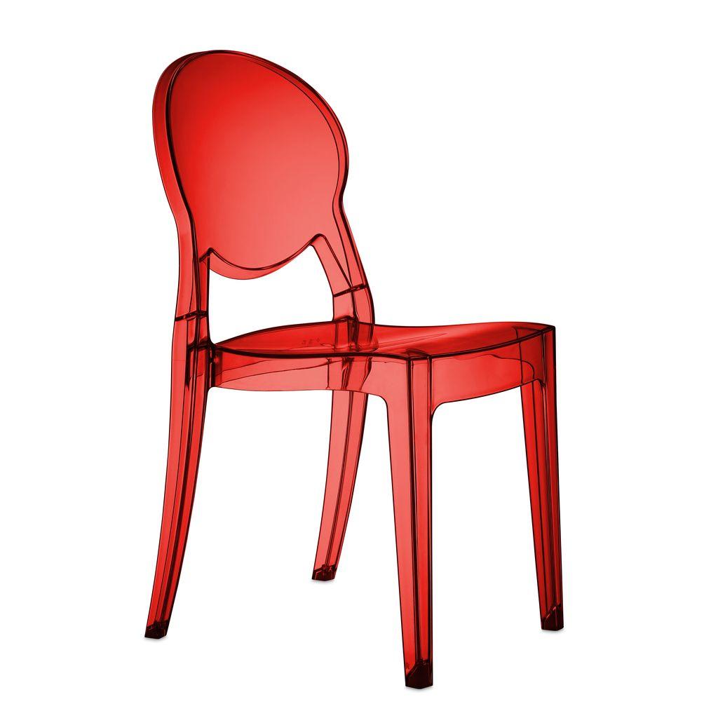 Chair Design Scab Uso In Policarbonato Per Igloo Sedia Adatta PXOZukiT