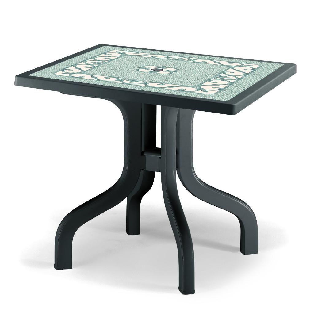 Scab design tavolo ribalto 80x80 cod 4334 for Tavolo esterno 80x80